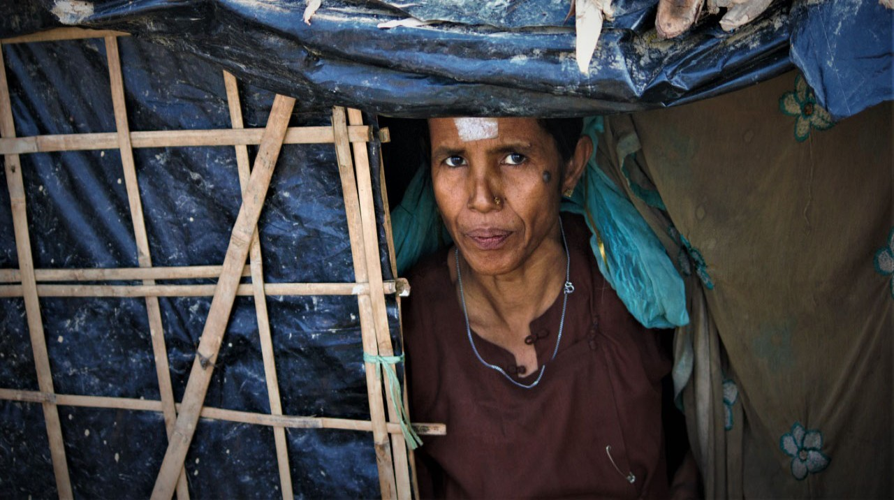 Help the Rohingya Refugees Survive